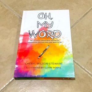 OH, MY WORD journal
